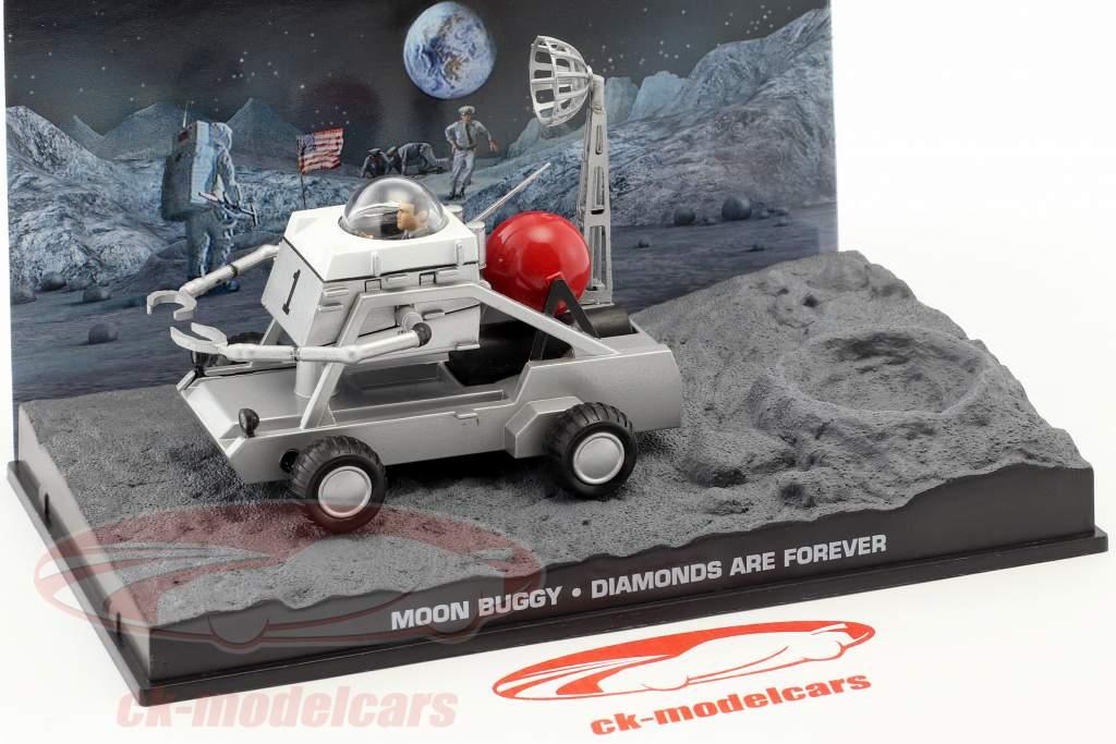 Moon Buggy Auto James Bond film Diamonds Are Forever 1:43 Ixo