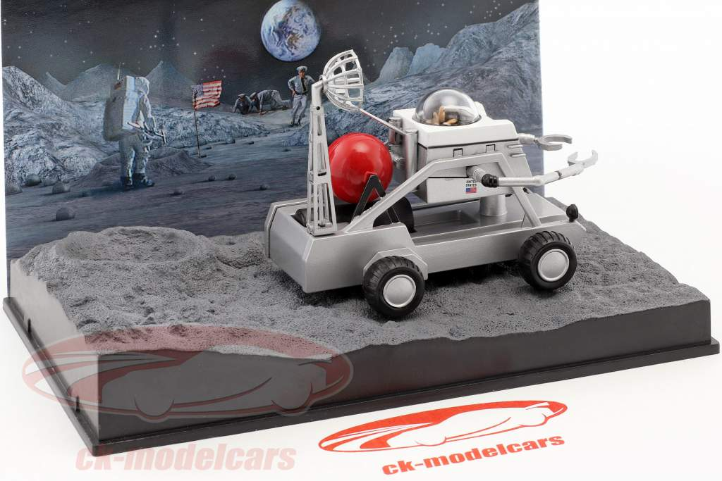 Moon Buggy de coches de James Bond Diamantes para la eternidad película 1:43 Ixo