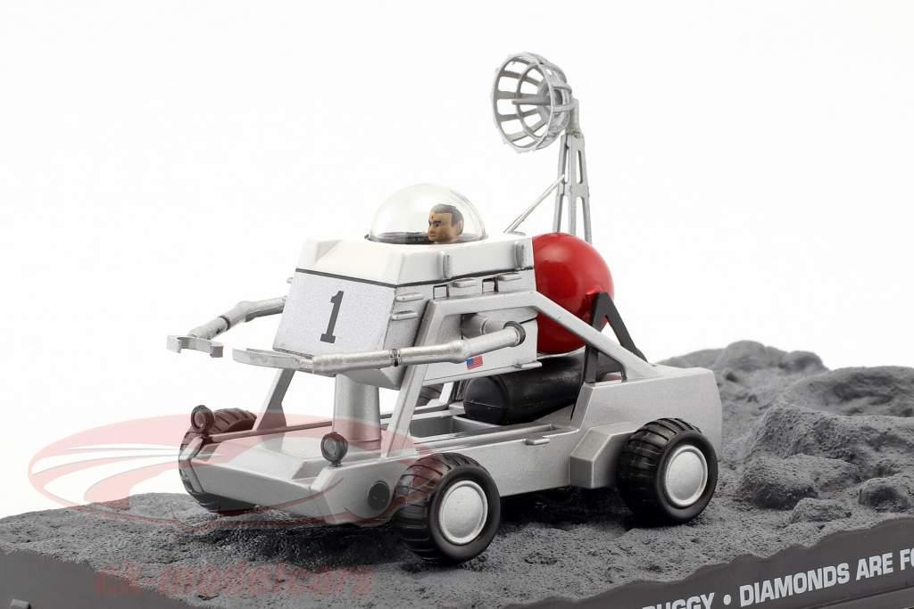 ムーンバギーカージェームズボンド映画のダイヤモンドは永遠に1時43分モデルIxoです