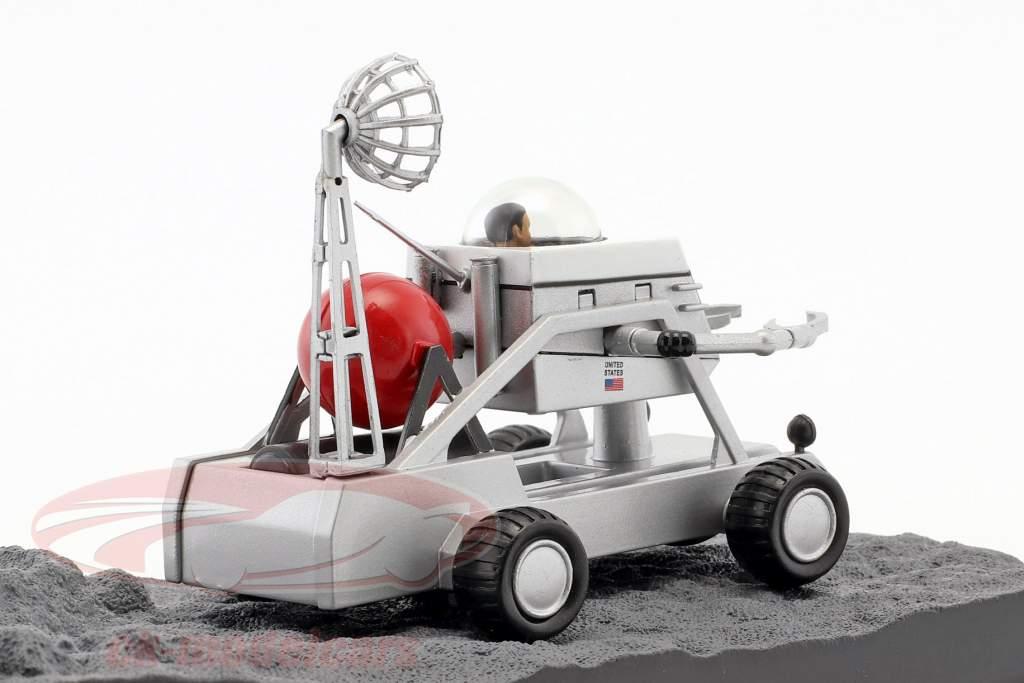Moon Buggy Carro de James Bond filme Diamonds Are Forever 1:43 Ixo