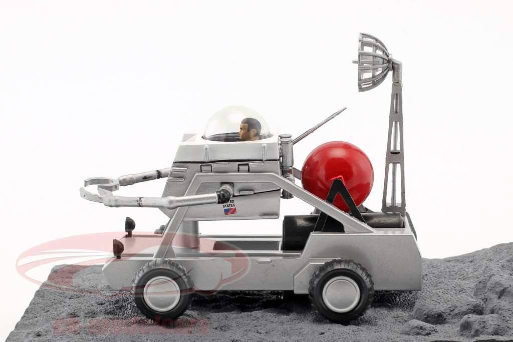 Luna Buggy James Diamonds Are Forever film di James Bond Car 1:43 Ixo