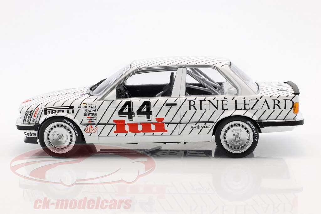BMW 325i #44 klassevinder E.G. Trophy ETCC Zolder 1986 Vogt, Oestreich 1:18 Minichamps