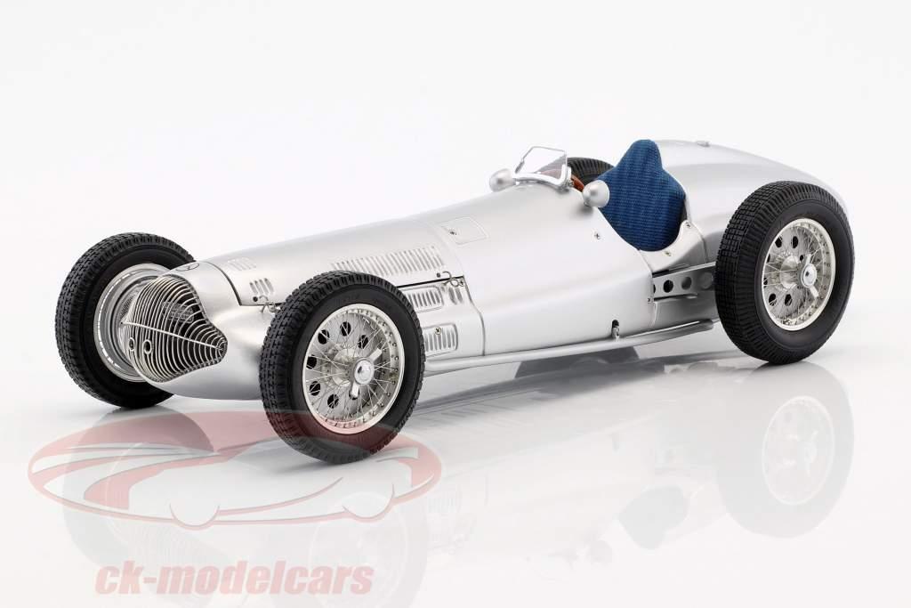 Mercedes-Benz W154 formule 1 1938 de groot winnaar van Frankrijk 1:18 CMC