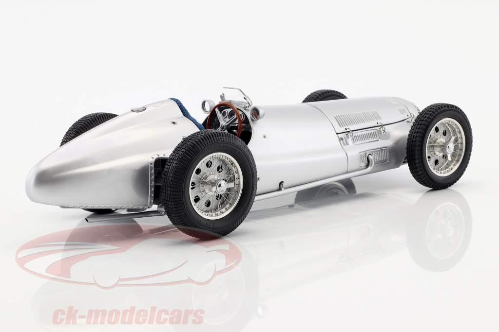 Mercedes-Benz W154 formule 1 1938 la grand gagnant de France 1:18 CMC