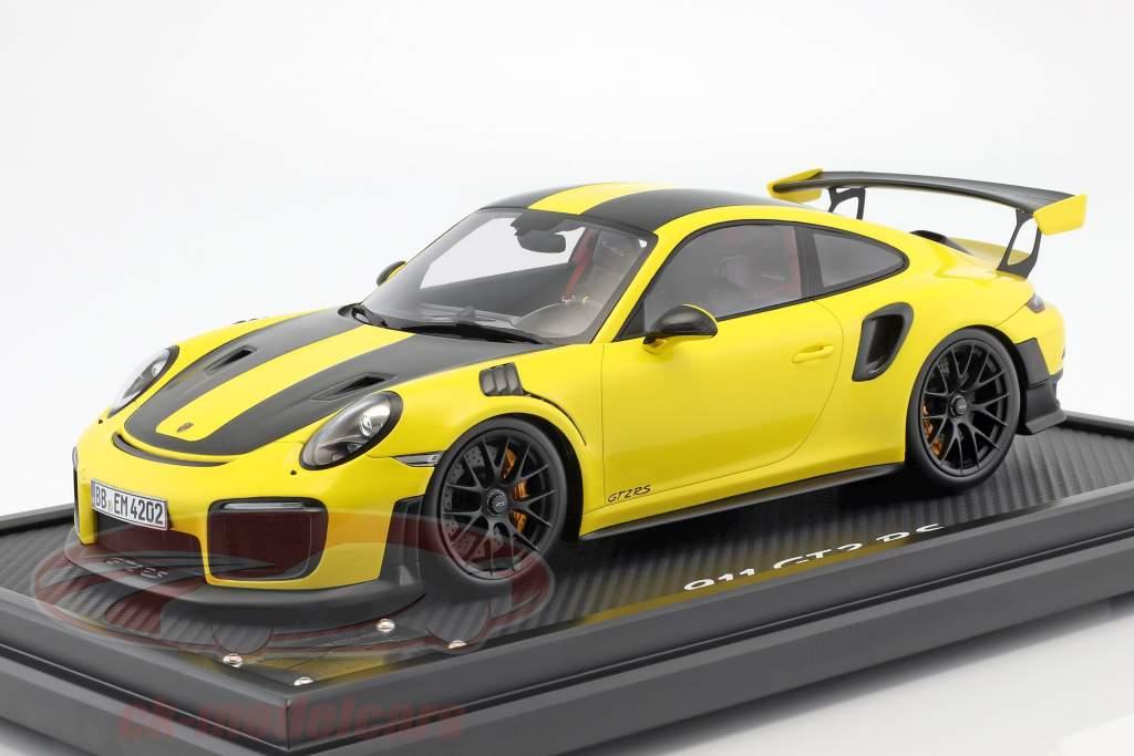 Porsche 911 (991 II) GT2 RS ronderecord Nürburgring 2017 6:47,3 min 1:12 Spark