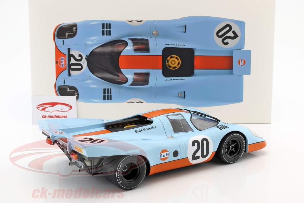 Porsche 917K #20 24h LeMans 1970 Siffert, Redman 1:12 Norev