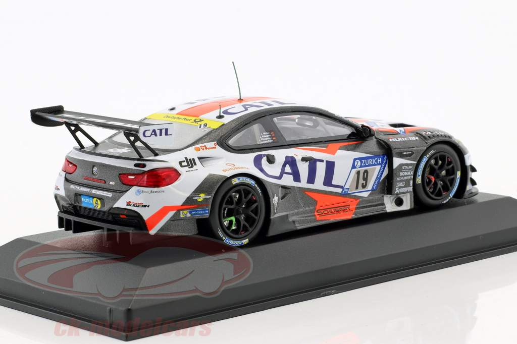 BMW M6 GT3 #19 24h Nürburgring 2017 Team Schubert Motorsport 1:43 Minichamps