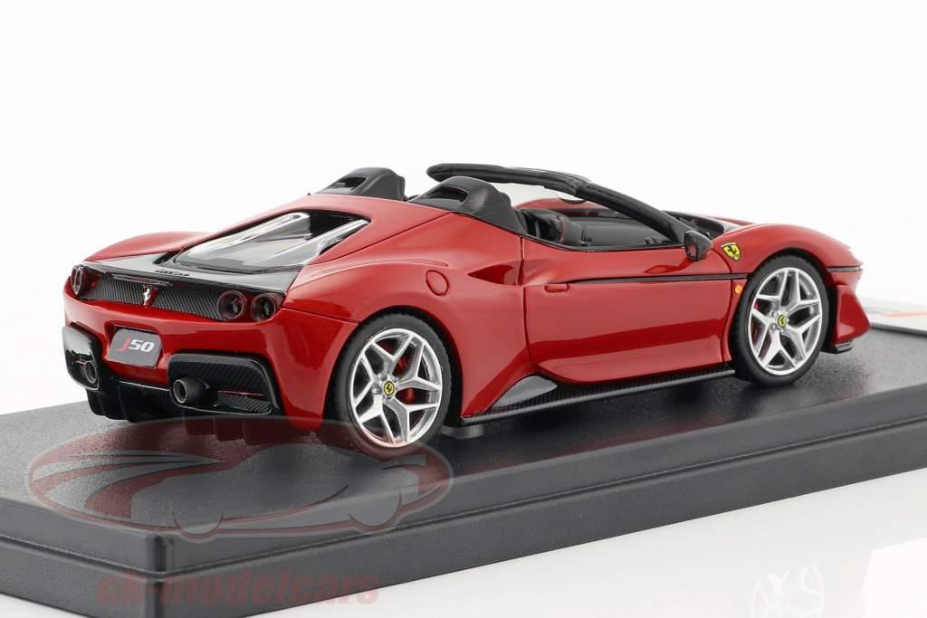 Ferrari J50 roadster année de construction 2016 Rosso Tristrato 1:43 LookSmart