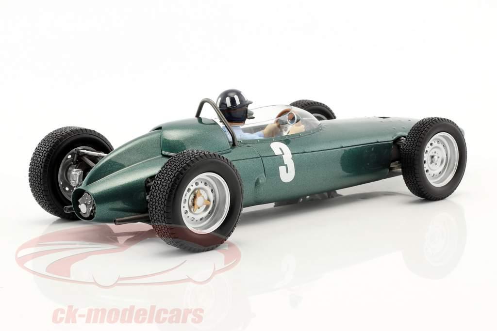 Graham Hill BRM P57 #3 campeão do mundo África do Sul GP fórmula 1 1962 1:18 Spark
