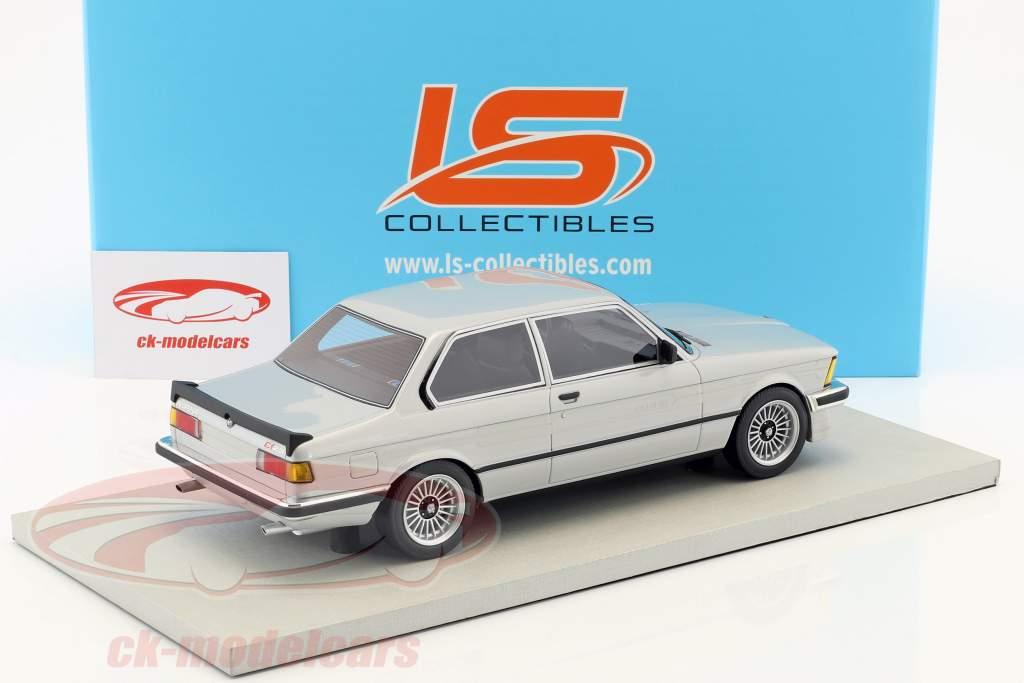 BMW 323 ALPINA E21 année de construction 1983 gris 1:18 LS Collectibles