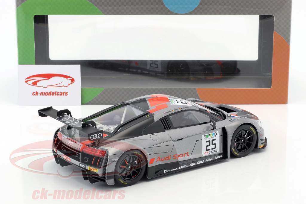 Audi R8 LMS #25 ganador 24h Spa 2017 Gounon, Winkelhock, Haase 1:18 Paragon Models