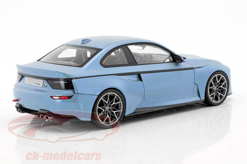 BMW 2002 Hommage Collection gelo-azul metálico 1:18 Norev