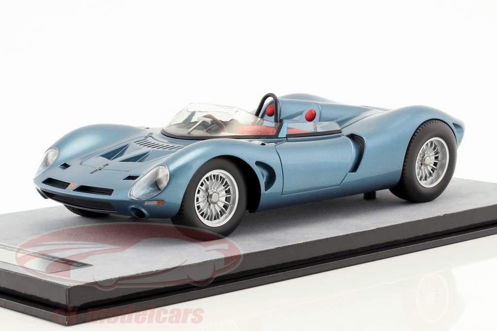 Bizzarrini P538 Spyder Press Version 1965 california blue 1:18 Tecnomodel