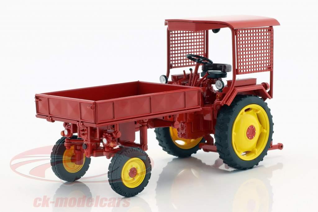 Fortschritt RS09-GT 124 trator Pick-Up vermelho 1:32 Schuco