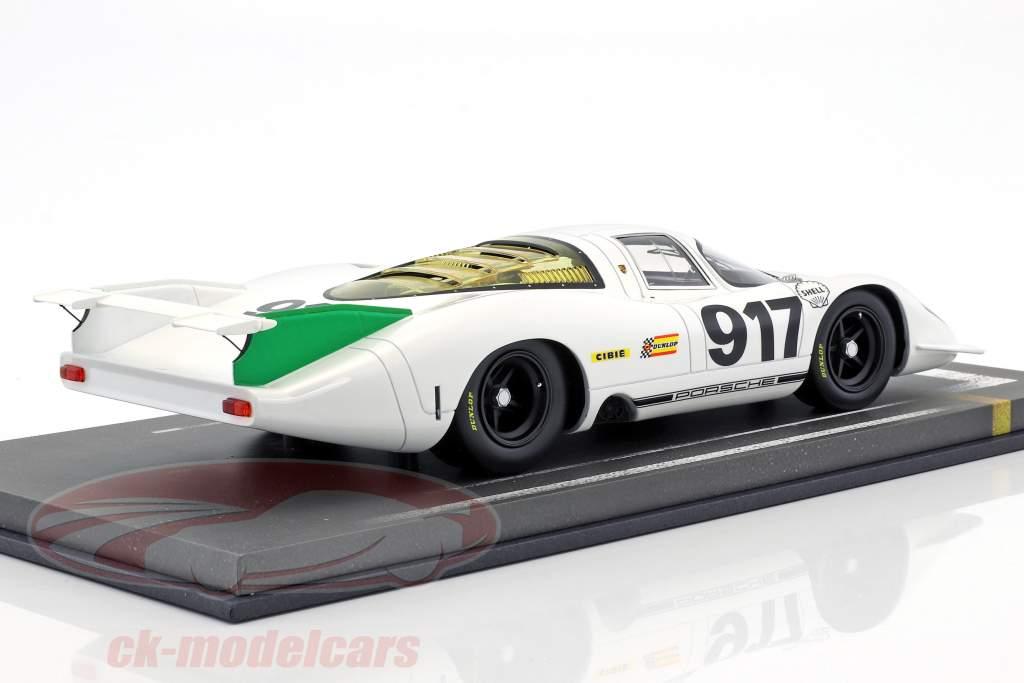 Porsche 917 LH #917 Geneve Motor Show 1969 1:18 BBR