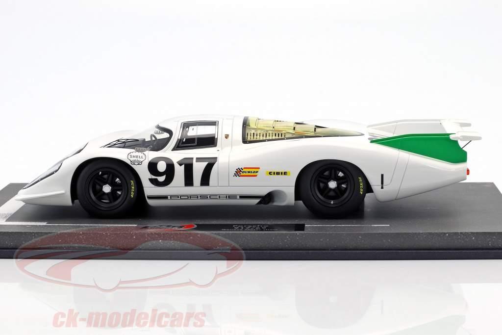 Porsche 917 LH #917 Autosalon Genf 1969 1:18 BBR