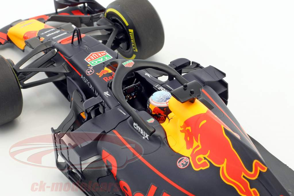 Daniel Ricciardo Red Bull Racing RB14 #3 formula 1 2018 1:18 Minichamps
