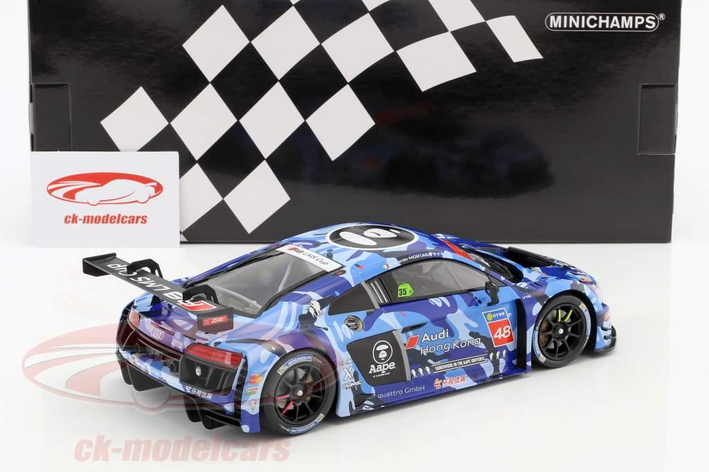 1:18 Minichamps Audi R8 LMS #48 LMS Cup Sepang Race 2 Winner 2016