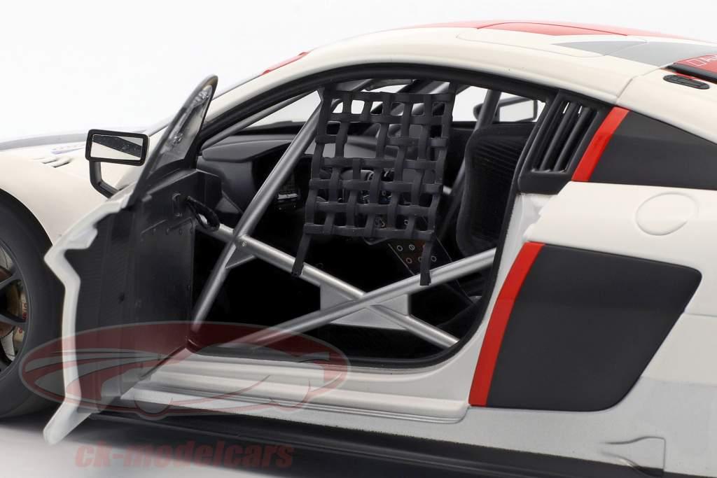 Audi R8 LMS #1 Presentation Car Afficher moteur Genève 2016 1:18 AUTOart