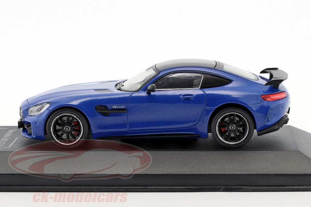 Mercedes-Benz AMG GT-R brilliant blu 1:43 CMR