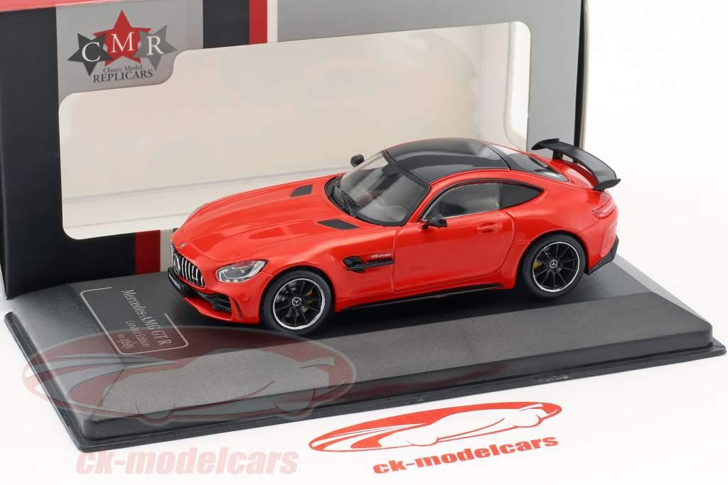 Mercedes-Benz AMG GT-R jupiter vermelho 1:43 CMR