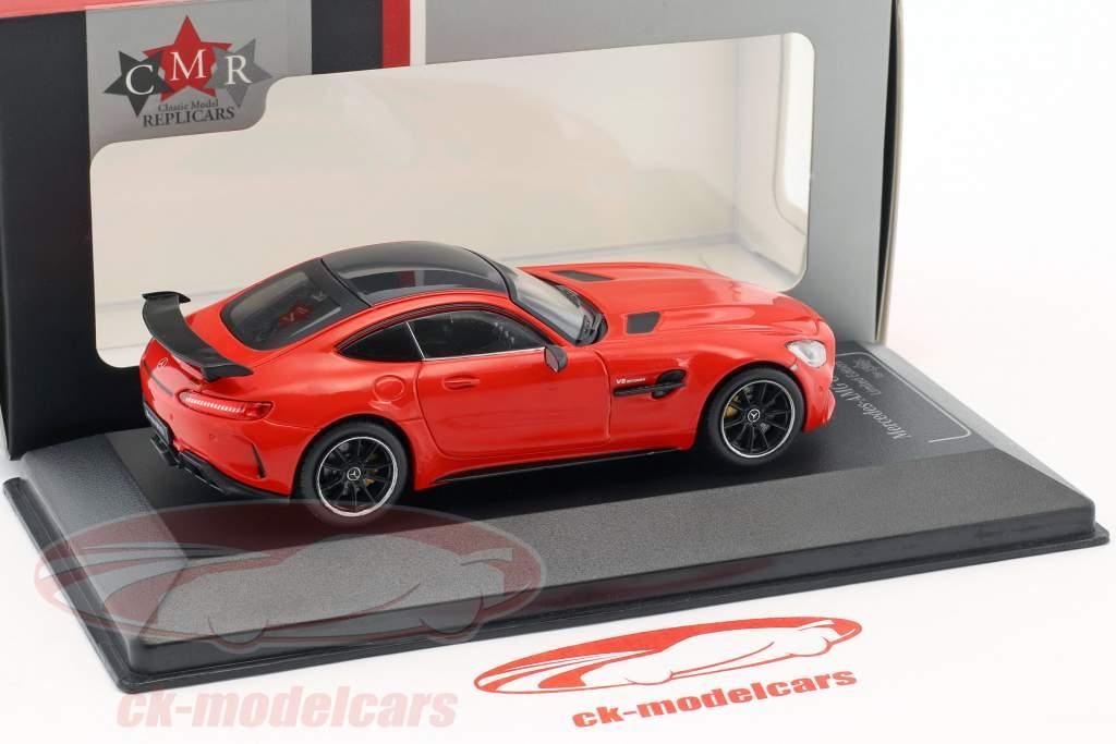 Mercedes-Benz AMG GT-R jupiter rood 1:43 CMR