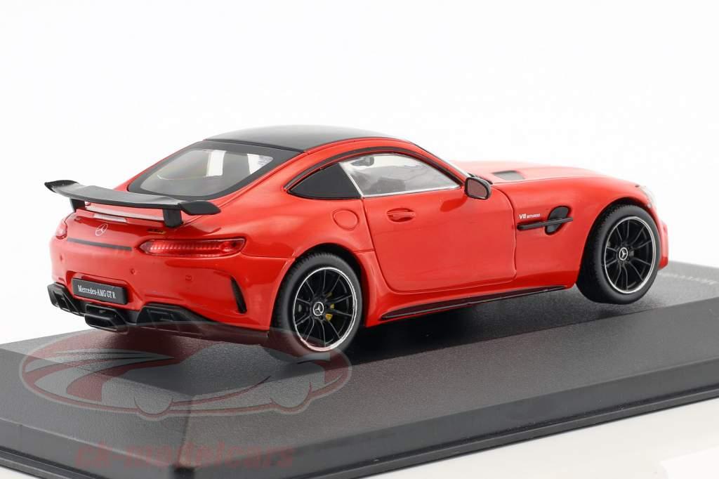 Mercedes-Benz AMG GT-R jupiter rot 1:43 CMR