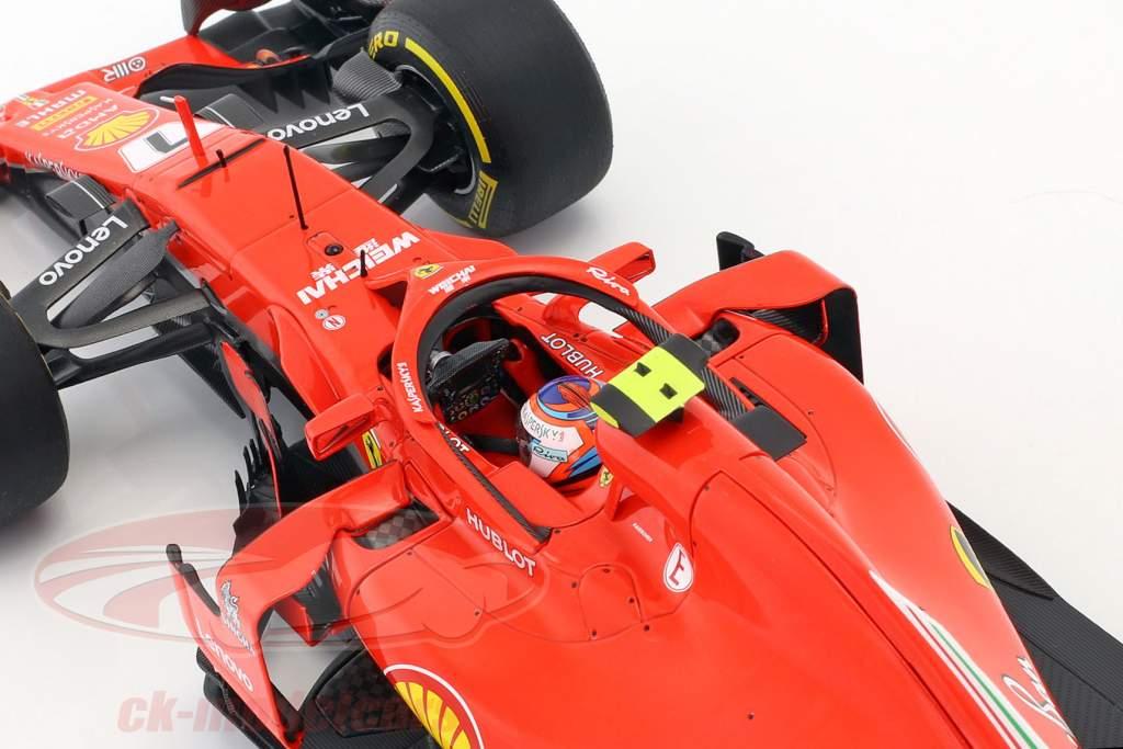 Kimi Räikkönen Ferrari SF71H #7 3 ° australiano GP formula 1 2018 1:18 BBR