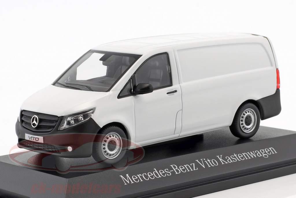 Mercedes-Benz Vito Kastenwagen Arktik hvid 1:43 Norev MB