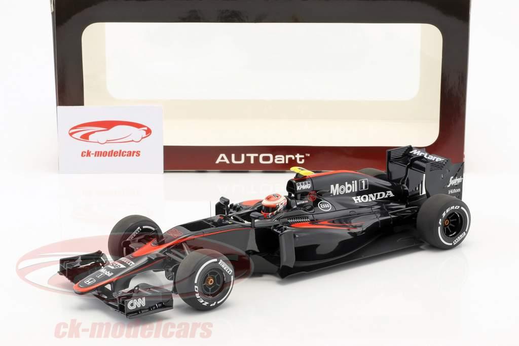 Autoart 118 Jenson Button Mclaren Mp4 30 22 Spanien Gp Formel 1