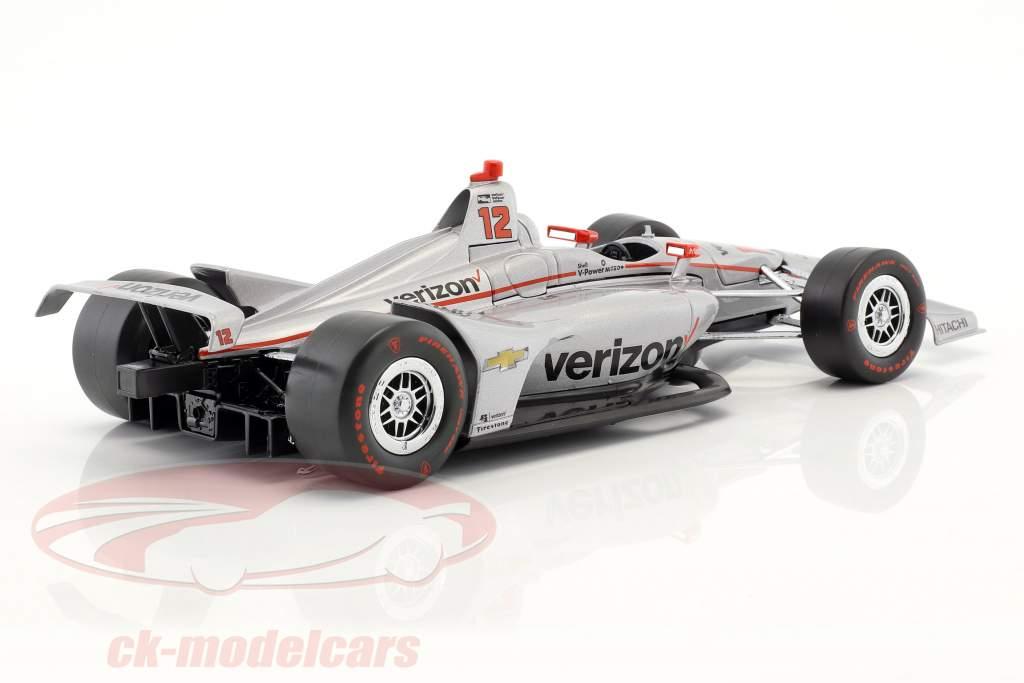 Will Power Chevrolet #12 ganador Indy 500 campeón Indycar Series 2018 Team Penske 1:18 Greenlight