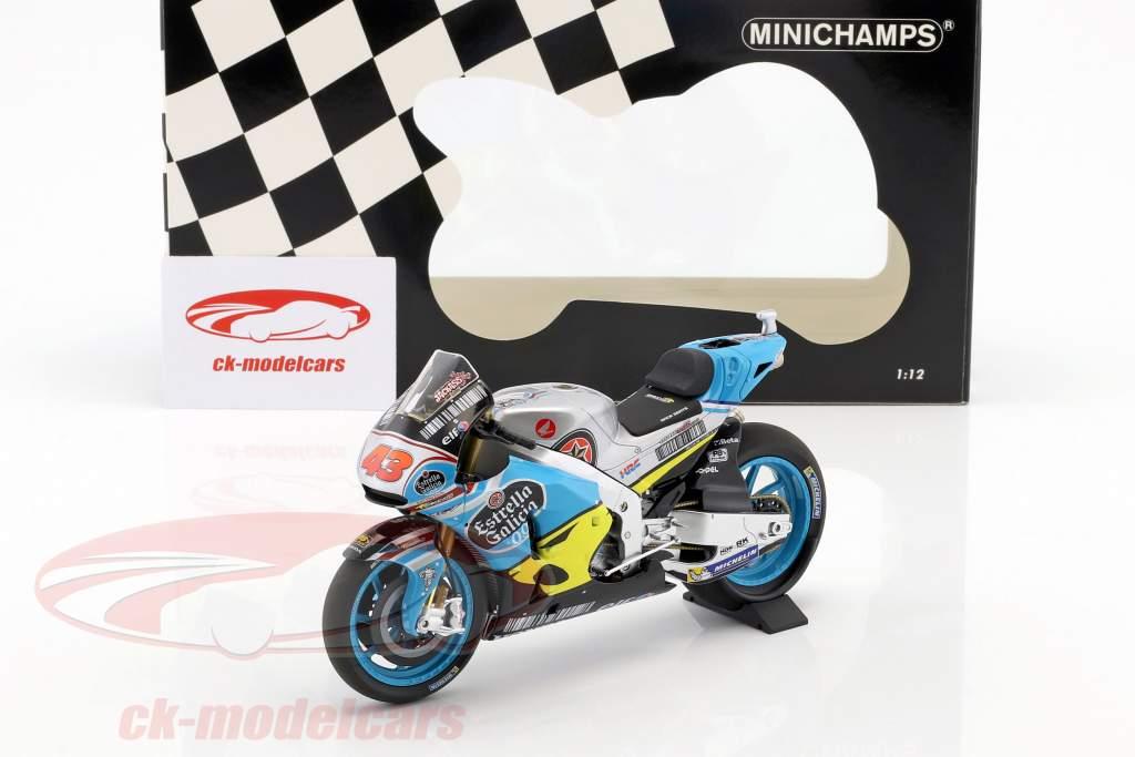 Jack Miller Honda RC213V #43 MotoGP 2017 1:12 Minichamps