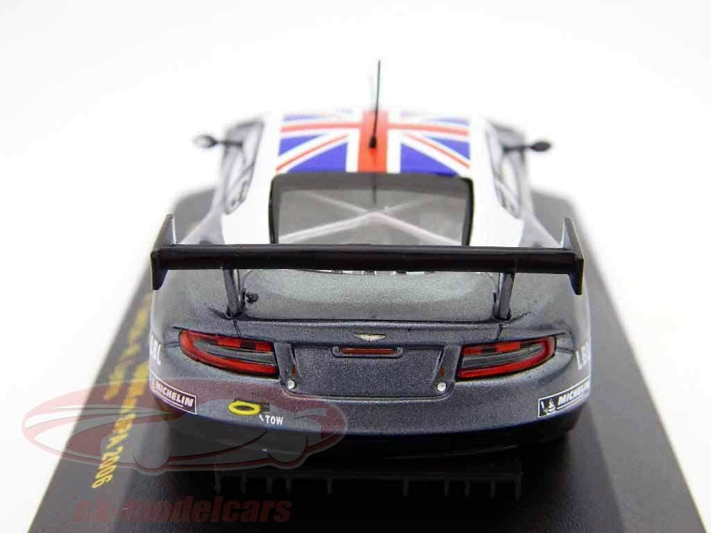 Aston Martin DBR9 #61 1000km Spa 2006 1:43 Ixo