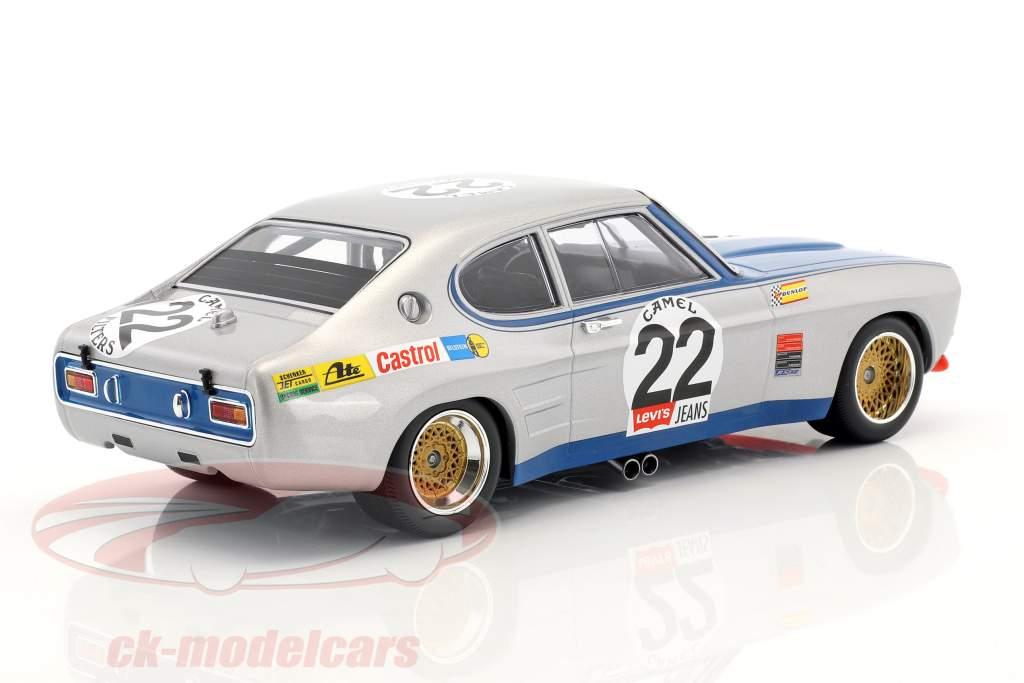 Ford Capri RS 2600 #22 Vinder 24h Spa 1971 Glemser, Soler-Roig 1:18 Minichamps