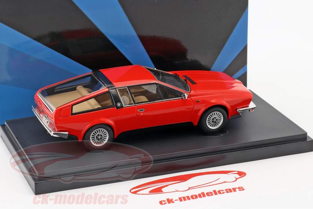 BMW 528 GT Frua ano de construção 1976 vermelho 1:43 AutoCult