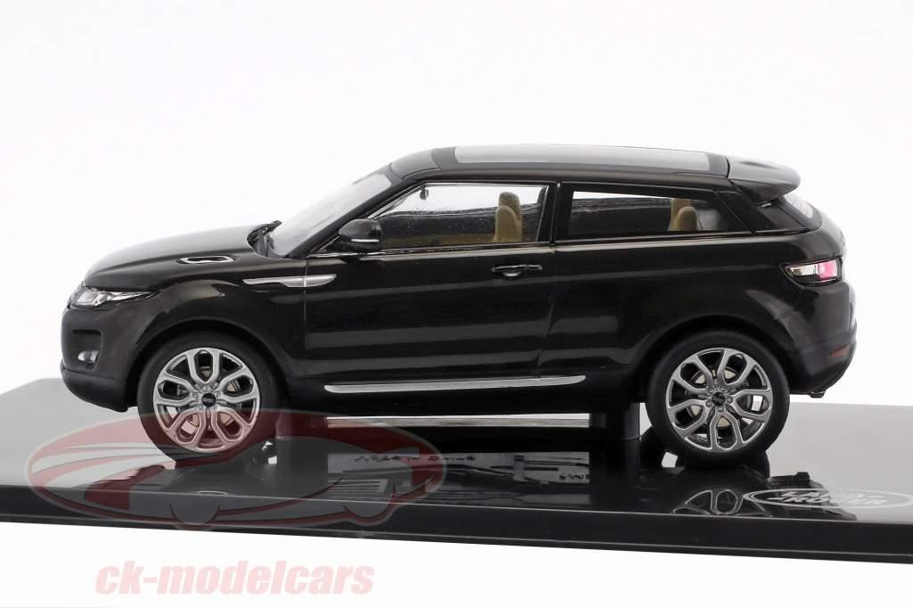 Land Rover Range Rover Evoque Opførselsår 2011 santorini sort 1:43 Ixo