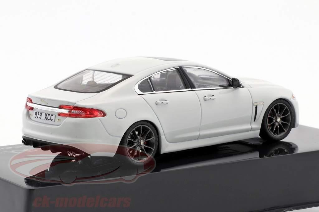 Jaguar XFR polar white 1:43 Ixo