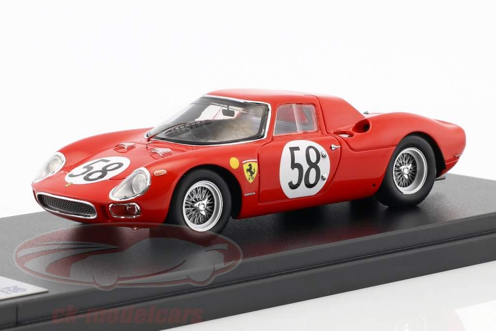 Ferrari 250 LM #58 24h LeMans 1964 Piper, Rindt 1:43 LookSmart