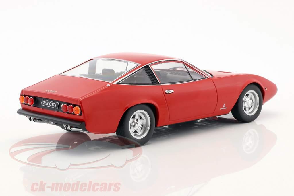 Ferrari 365 GTC/4 année de construction 1971 rouge 1:18 KK-Scale
