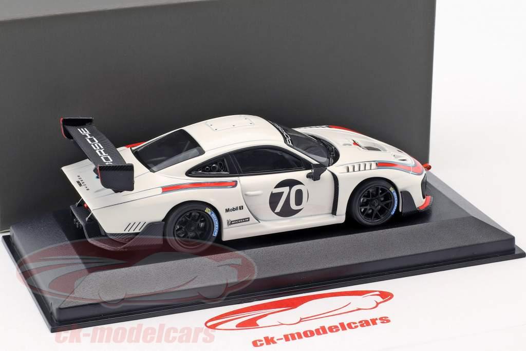 Porsche 935 #70 2018 (baseret på 911 (991.2) GT2 RS) 1:43 Minichamps