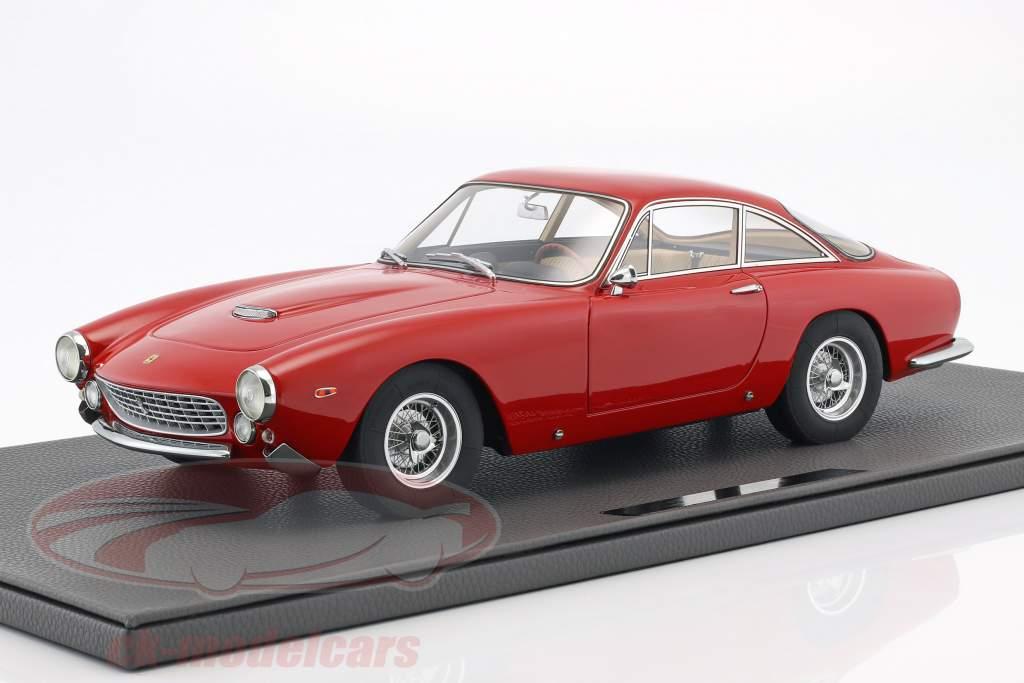 Ferrari 250 GT Lusso année de construction 1962 rouge 1:12 TopMarques