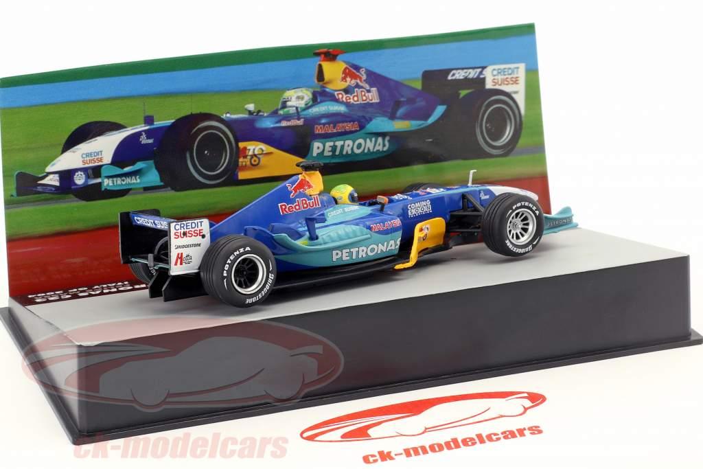 Felipe Massa Sauber C23 #12 Italië GP formule 1 2004 1:43 Altaya