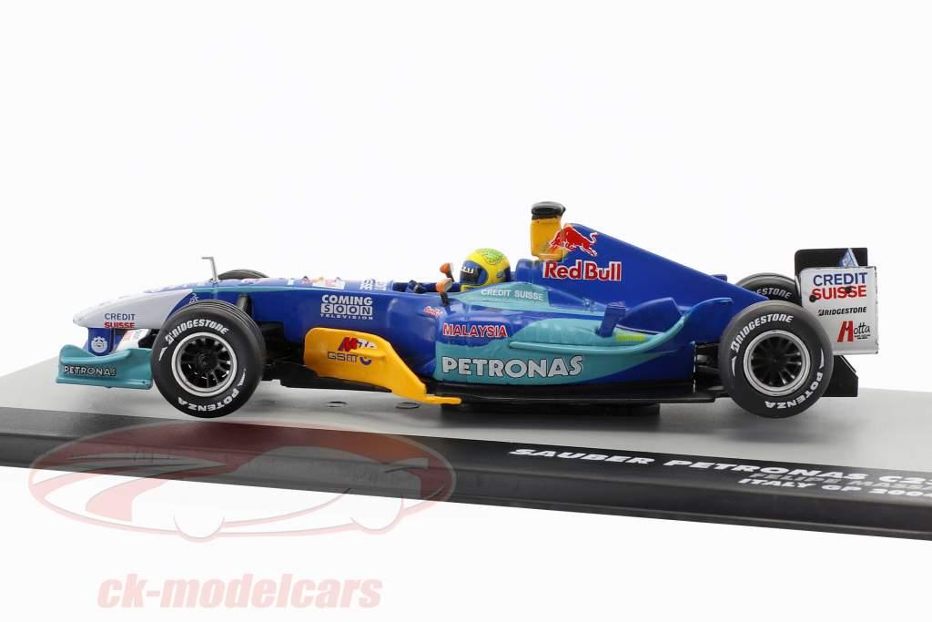 Felipe Massa Sauber C23 #12 Italie GP formule 1 2004 1:43 Altaya