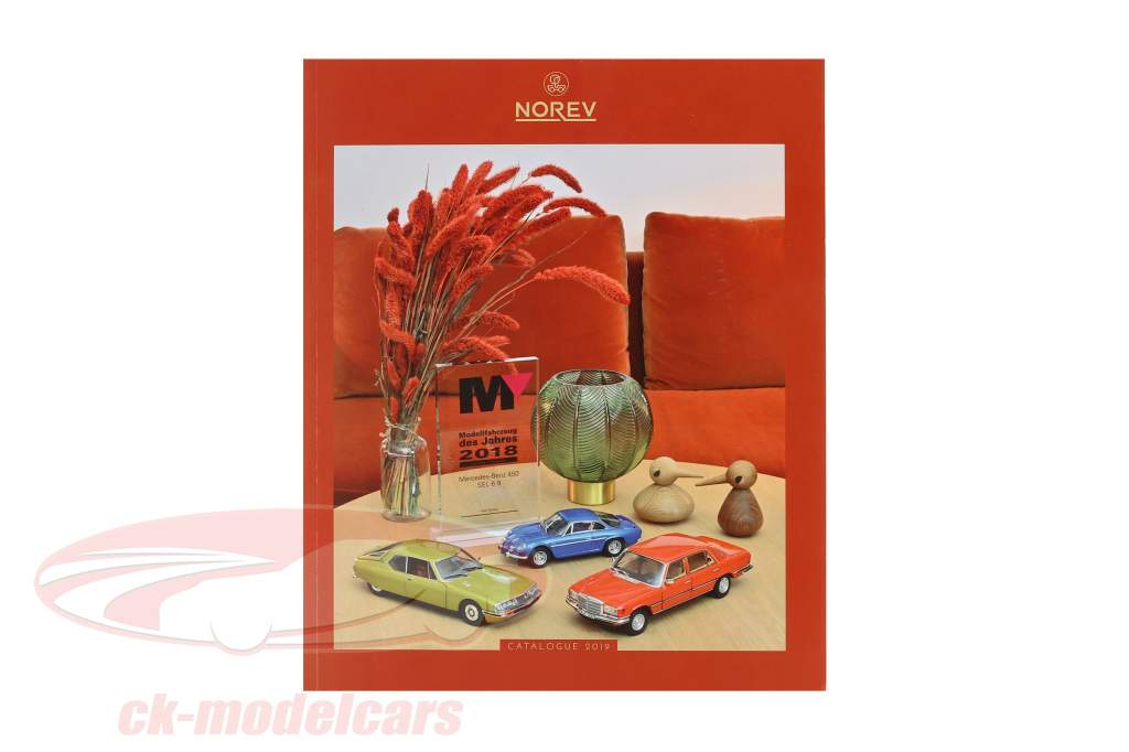 Norev Katalog 2019