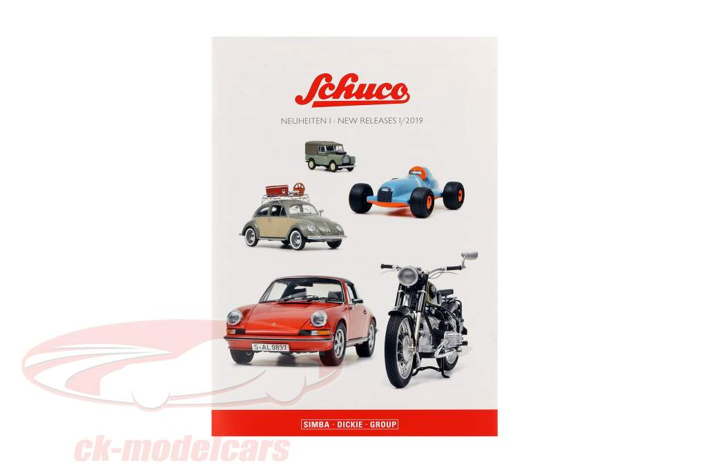 Catalogue Schuco Nouvelles I 2019