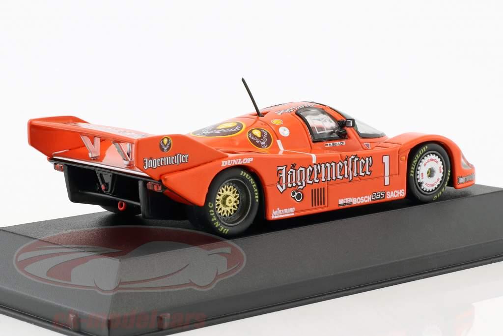 Porsche 956B Brun #1 vencedor DRM 200 milhas Norisring 1985 Stefan Bellof 1:43 CMR