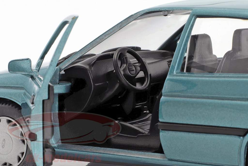 Ford Orion Ghia grün metallic 1:24 Schabak