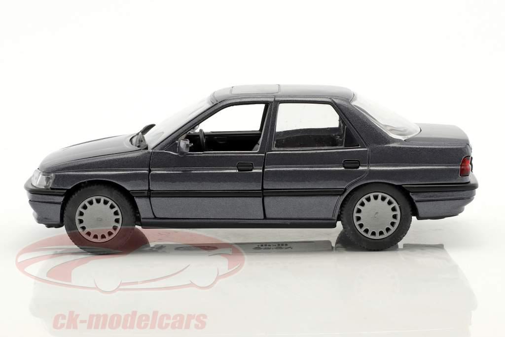 Ford Orion Ghia RHD gris métallique 1:24 Schabak