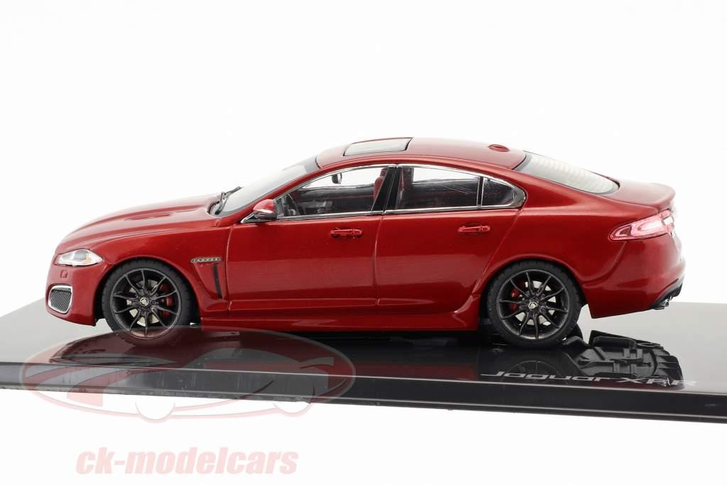 Jaguar XFR Italiaans racing rood 1:43 Ixo