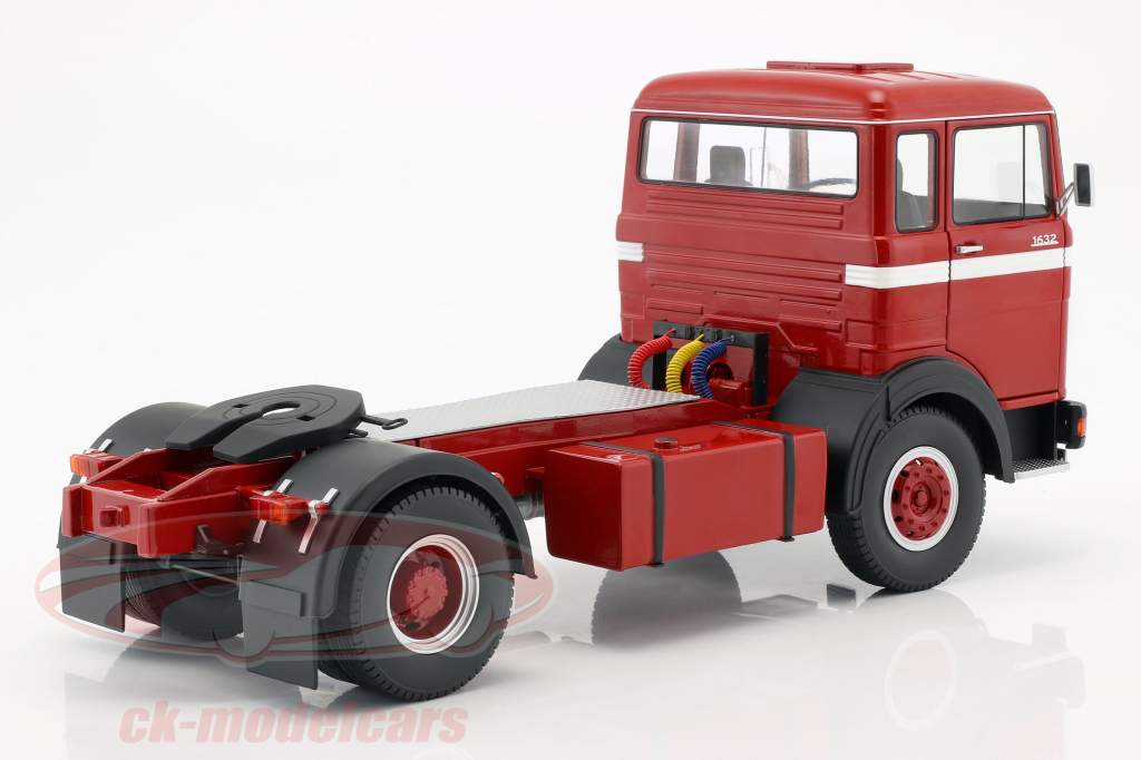 1:18 ROAD KINGS   *NEW* Mercedes LPS 1632  rot weiss